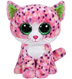 Ty- Peluche, Juguete, Color Rosa, 23 cm (United Labels Ibérica 37054TY)