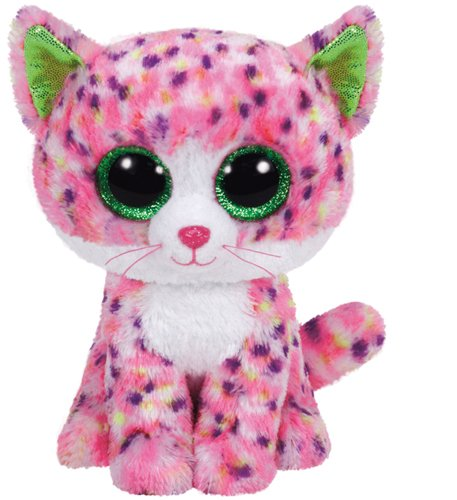 Ty Beanie Baby-ty37054-plush-beanie Boo' Sophie The Cat-small-medium