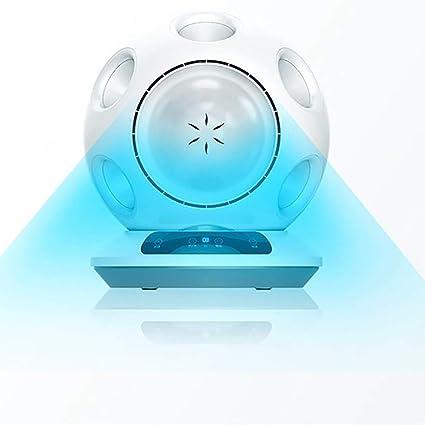 FHGH - Ventilador, purificación de Aire, Ventilador de Mesa ...