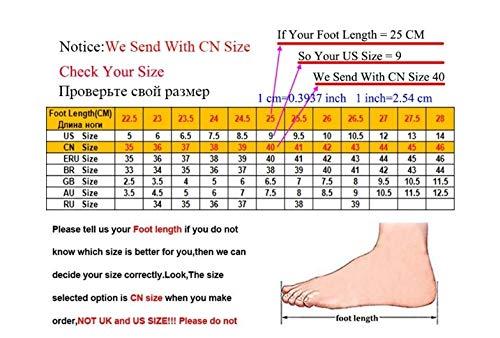 Ysfu Planos Calzado Amortiguación Zapatillas Con Blanco Deporte Ocasionales Para Fuertes Deportivo Caminar De Zapatos Mujeres Tramo Gran Las rwr8xYgTq