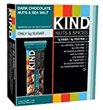 Kind Fruit & Nut Bars Bar Dk Choc/Nuts&Sea Salt 1.4 Oz