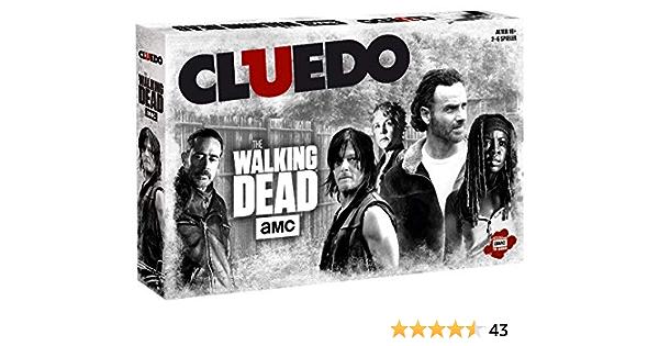 Cluedo The Walking Dead AMC: Amazon.es: Winning, Moves: Libros en idiomas extranjeros