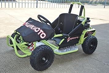 Dirt Buggy 80cc Kool Kart Mud Buggy Go Kart Green Hawkmoto