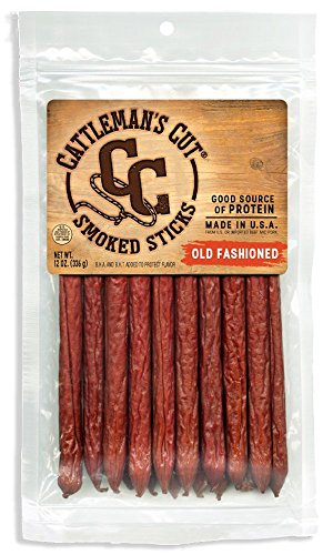 Cattleman's Cut Old Fashioned Smoked Sticks, 12 Ounce