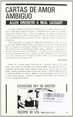 Cartas de amor ambiguo (Rey de bastos): Amazon.es: Allen ...