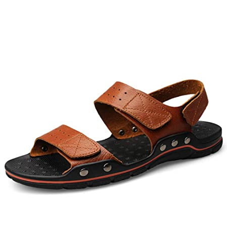 172b23904 Selling Men s Faux Leather Sandals