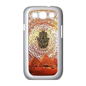 hamsa hand DIY Cell Phone Case for Samsung Galaxy S3 I9300 LMc-56572 at