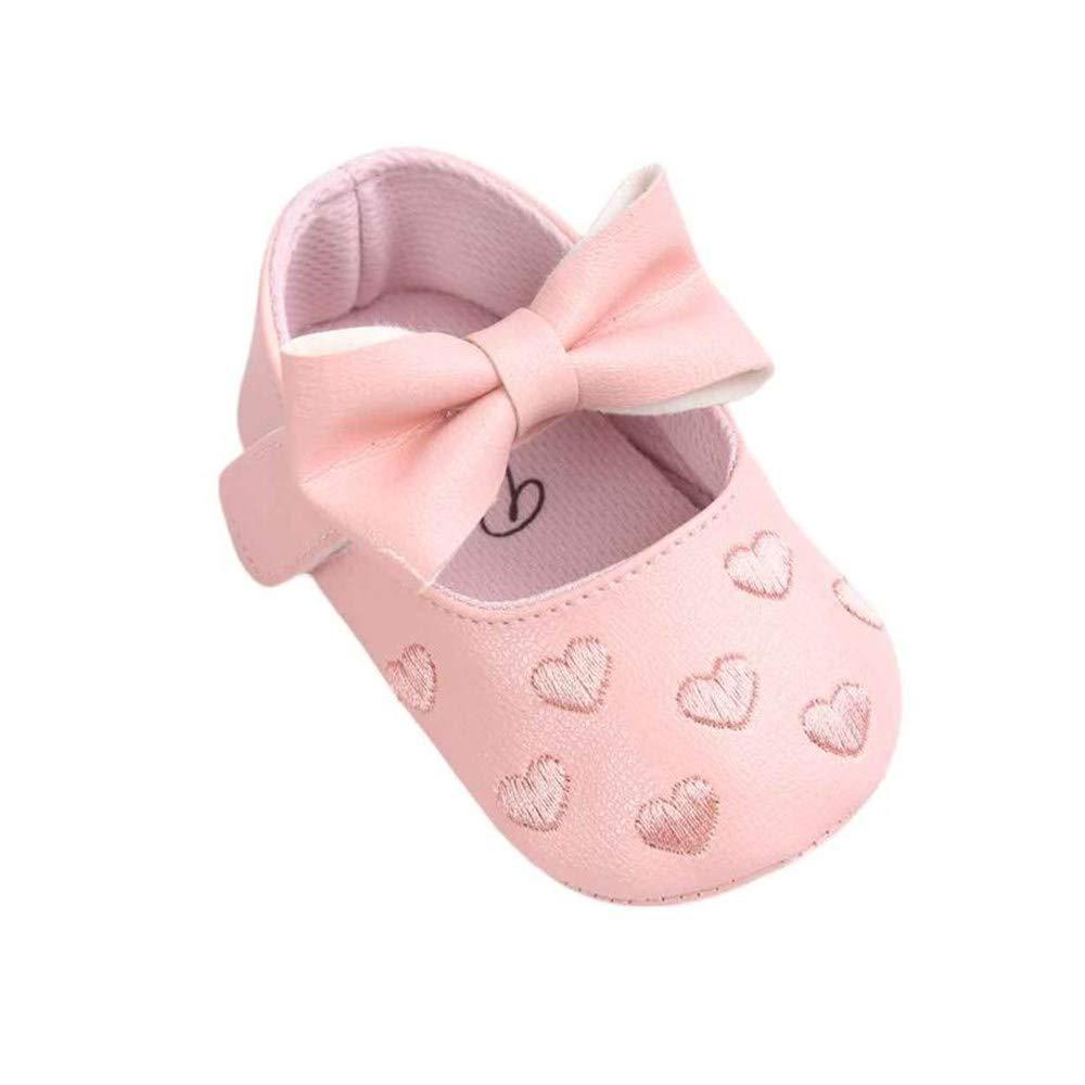 Lurryly❤Newborn Baby Premium Soft Sole Prewalker Anti-Slip Shoes Sneakers(Infant/Toddler)