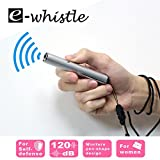 e-whistle Electronic Whistle | for Hiking, Camping, Self Defence, Sports Activity | Super Loud Up to 120dB (1 Pack)