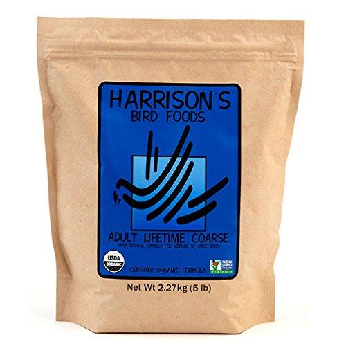 Harrison's Adult Lifetime Coarse 5lb by Harrison's Bird Foods