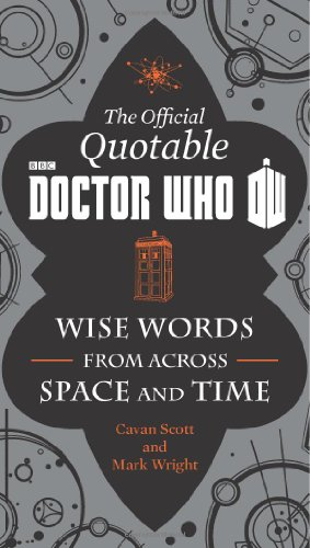 The Official Quotable Doctor Who's Wise Words