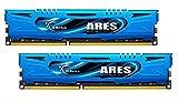 G.SKILL Ares Series 16GB (2 x 8GB) 240-Pin DDR3 SDRAM DDR3 2400 (PC3 19200) Desktop Memory Model F3-2400C11D-16GAB