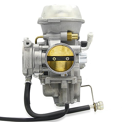 Polaris Scrambler 500 (500 Carburetor for Polaris Sportsman 500 4X4 HO 2001-2005 2010-2012 Carb Scrambler 500 4x4 Trail Boss 325 Polaris Sportsman 500 Carburetor)