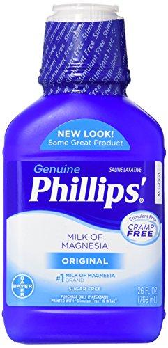 - Phillip's Milk of Magnesia-Original-26 oz.