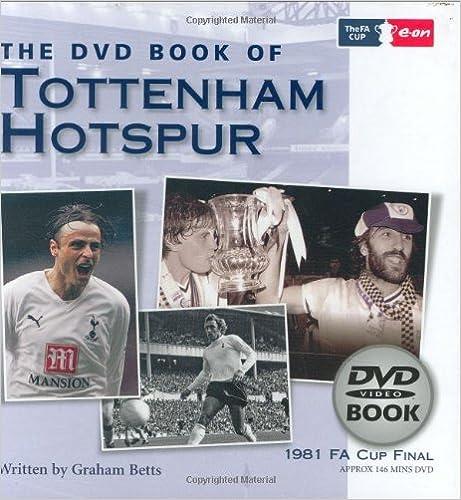 The DVD Book of Tottenham Hotspur