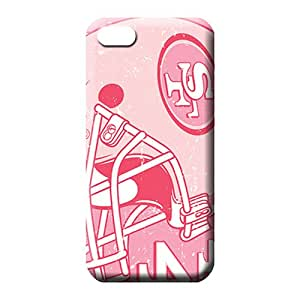 iphone 4 4s phone cover case Scratch-free Abstact Cases Covers For phone san francisco 49ers nfl football
