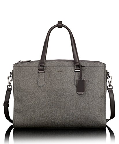 Tumi Sinclair Emma Business Brief, Earl Grey by Tumi