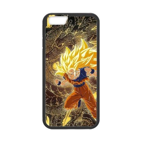 Dragon Ball Z 022 coque iPhone 6 Plus 5.5 Inch Housse téléphone Noir de couverture de cas coque EOKXLLNCD19880