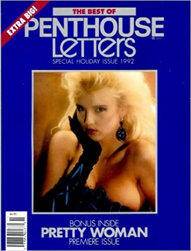 The Best Of Penthouse Letters Holiday Issue 1992 Erotic Photography Sex Stories And More Volume  Don Myrus Amazon Com Books