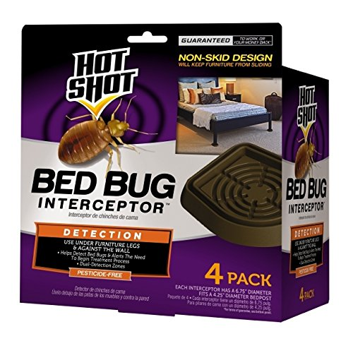 Hot Shot HG-96319 Bed Bug Killer, Pack of 1