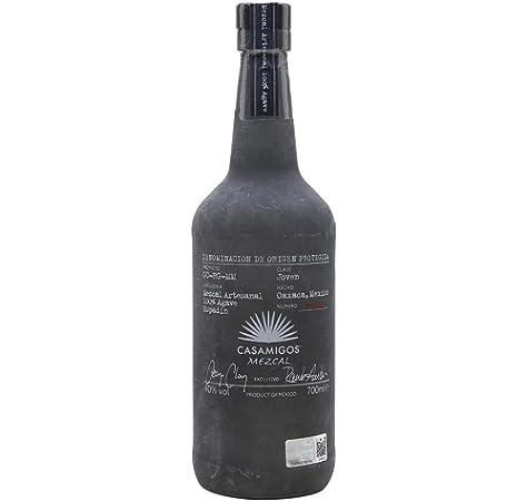 Casamigos Mezcal Tequila de México elaborado con 100% ágave espadín – 700 ml: Amazon.es: Alimentación y bebidas