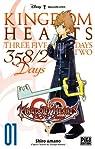 Kingdom Hearts 358/2 Days, tome 1 par Amano