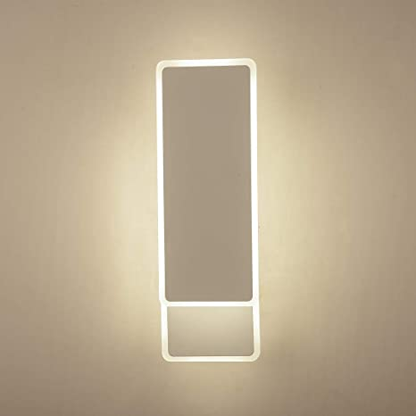 Superieur Modern LED Wall Sconce,Femony Contemporary Sconce,Changeable Acrylic Wall  Light Fixtures For Living