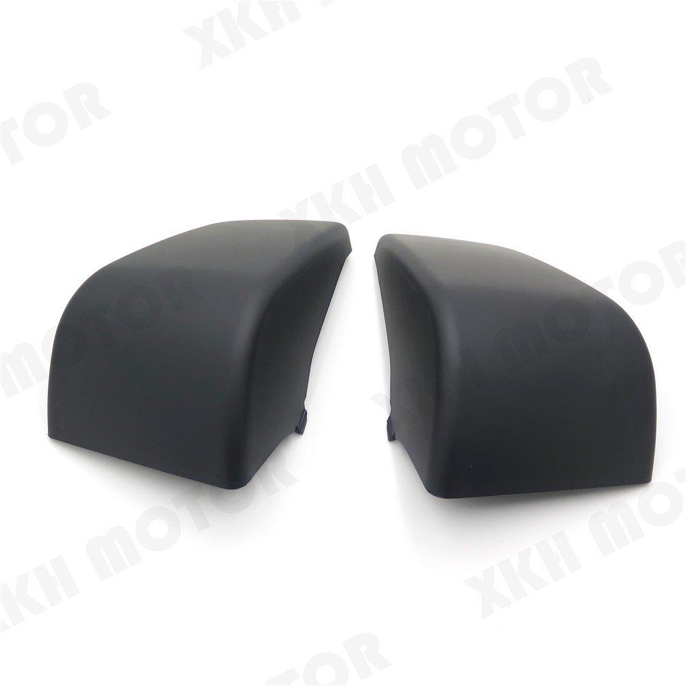 XKH MOTO- Black Battery Side Fairing Cover For Honda Shadow ACE 750 VT750 C D VT400 97-03 by XKH-MOTO (Image #5)