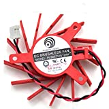 PLB05710S12HH 12V 0.3A 50mm 2 Pin Replacement Cooling Fan For HD5550 5570 5670 V4800 Graphics Card Fan