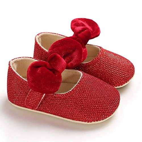 Lillypupp Classy red Baby Sandals