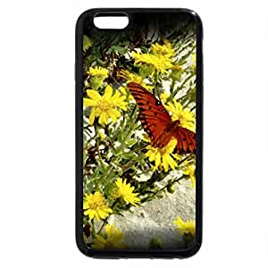 iPhone 6S Plus Case, iPhone 6 Plus Case, Beach Butterfly F1