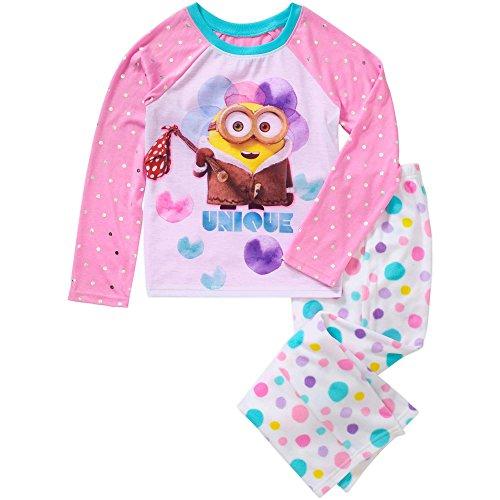 Despicable Minion Piece Pajama Sleep