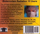 Bioterrorism Radiation 10 Users, Farb, Daniel and Gordon, Bruce, 1594912556