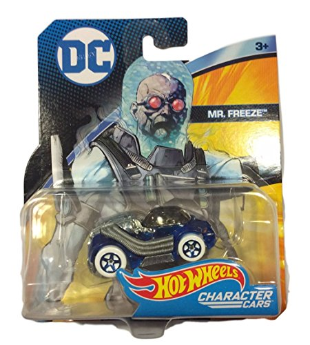 Auto Hot Wheels (Hot Wheels DC Universe Mr. Freeze Vehicle)
