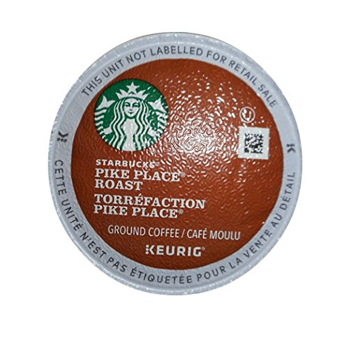 Starbucks Pike Place Roast, K-Cup for Keurig Brewers, 160 Count (Packaging May Vary) by Starbucks