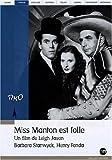 """Afficher """"Miss manton est folle"""""""