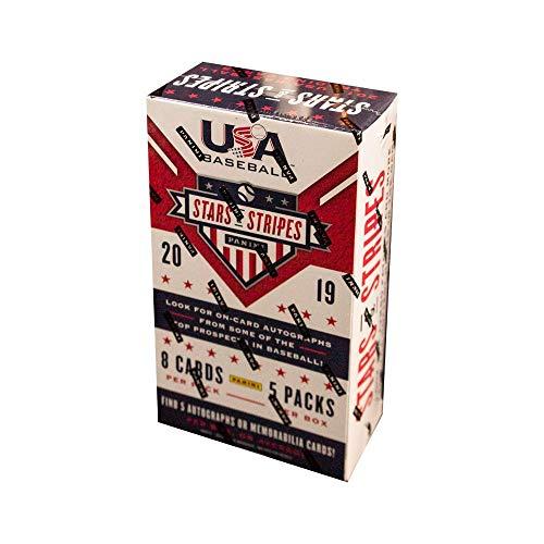 2019 Panini USA Stars & Stripes Baseball Hobby Box ()