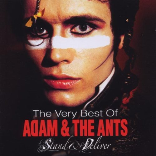 ADAM ANT - Time Life Music Modern Rock Lost Hits Of The Early 80