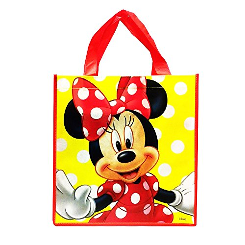 Disney Minnie Mouse Large Reusable Non-Woven (Disney Tote Bag)