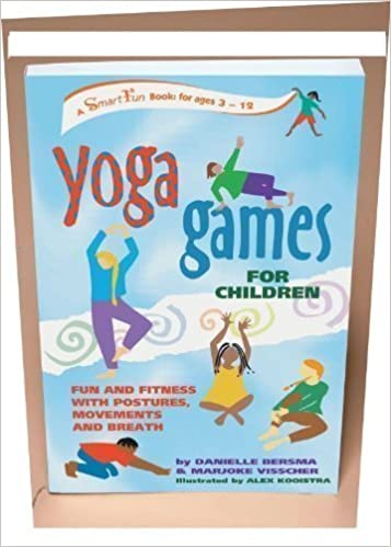 Yoga Games For Children - Fun and Fitness with Postures ...