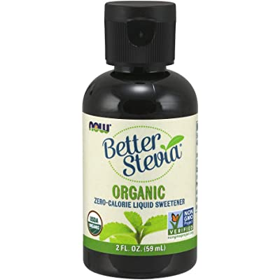 BETTER STEVIA LIQUID SWEETENER 60ml