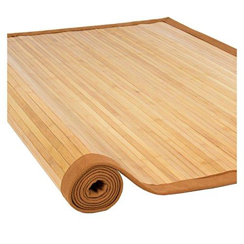 outdoor bamboo rug - 9