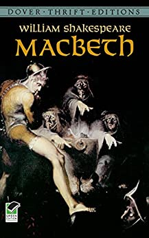 Macbeth (Dover Thrift Editions) by [Shakespeare, William]