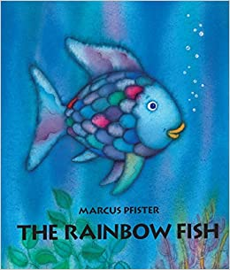 the rainbow fish marcus pfister 0038332606201 amazon