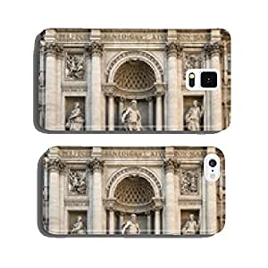 low central view to fountain Trevi cell phone cover case iPhone6