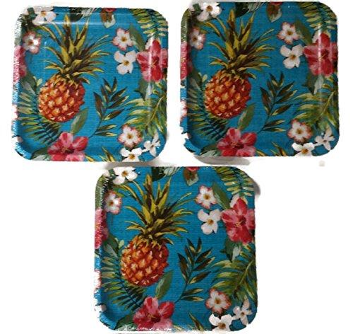 Aloha Party Bundle 9 Plates (24) -