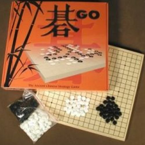 The Game Keeper GO - The Ancient Chinese Strategy Game - Deluxe Go Setの商品画像