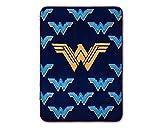 Wonder Woman Navy Throw Blanket (46''x60'')