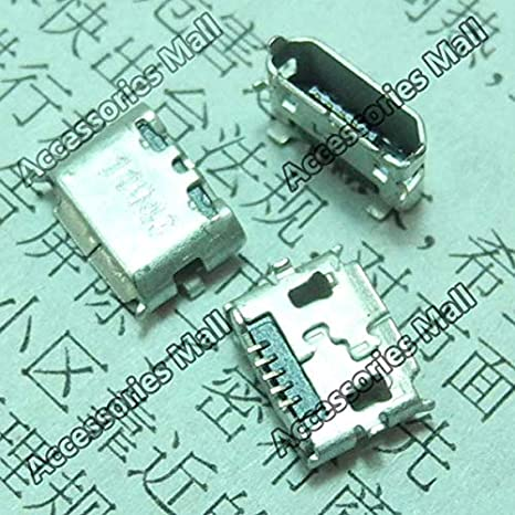 Cable Length: 20 pcs Computer Cables 5-200 New for Huawei 4X C8817E C8817D G621-TL00 G620S Y550 L75 UL00 CHE1-CL20 DC Power Jack Micro USB Port Plug Socket Connector