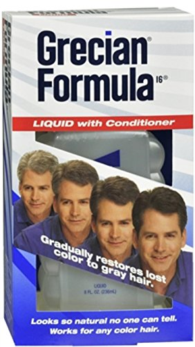 Price comparison product image GRECIAN Formula 16 Liquid With Conditioner 8 oz